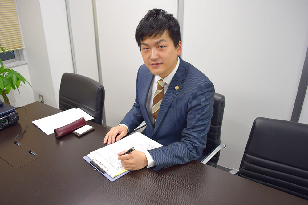 アイシア法律事務所 小林嵩弁護士