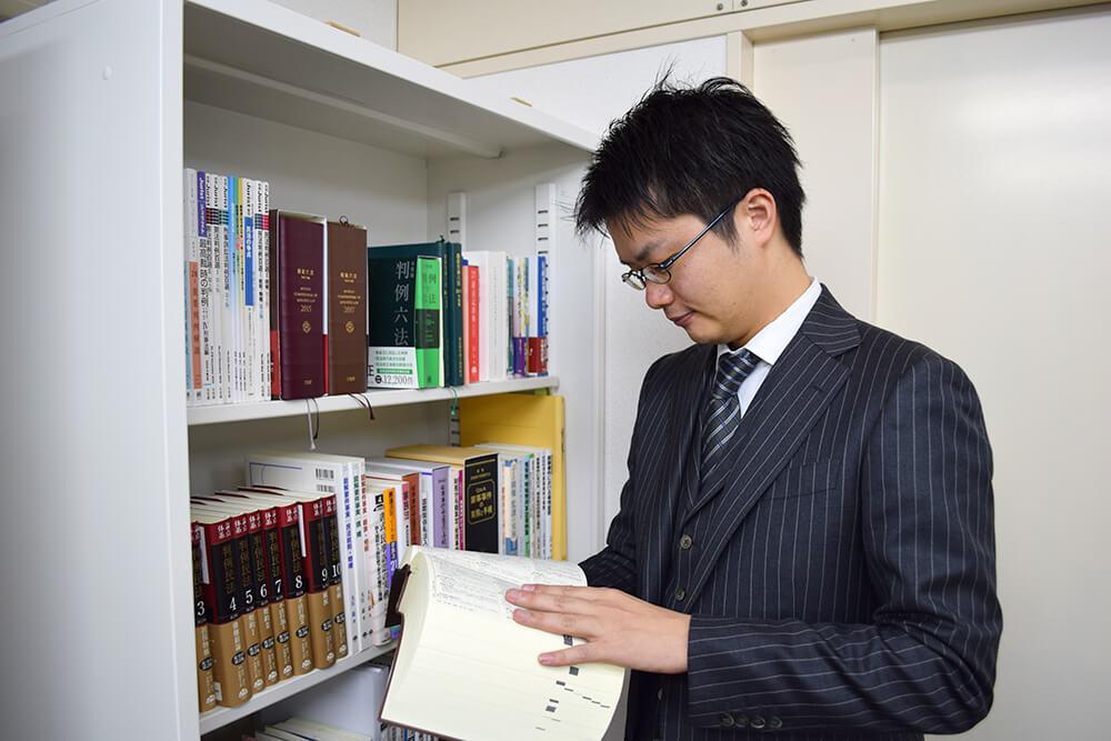 アイゼン法律事務所 立山大就 弁護士