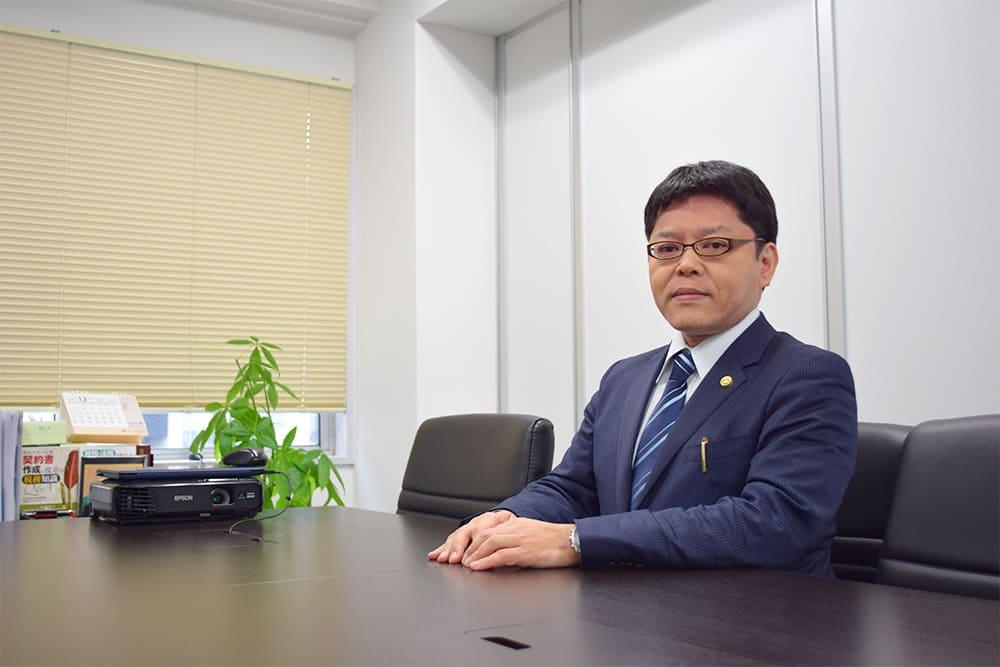 アイシア法律事務所 坂尾陽 弁護士
