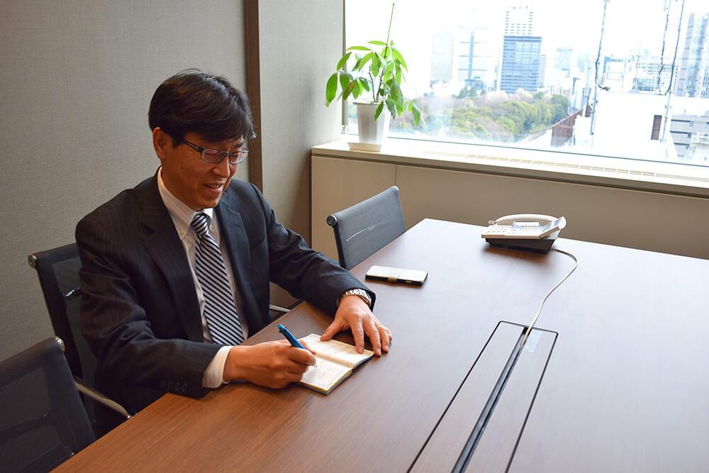 青山東京法律事務所 植田統弁護士