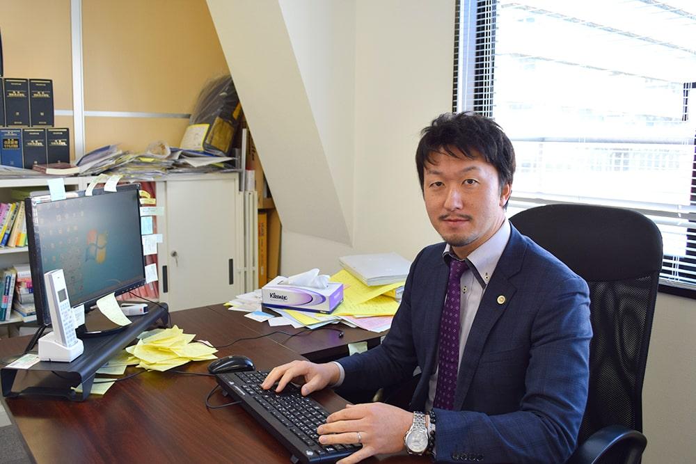浅草橋法律事務所 髙田康章弁護士
