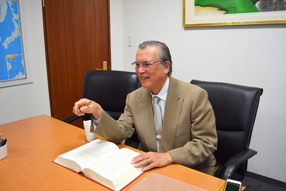 原口総合法律事務所 原口薫 弁護士