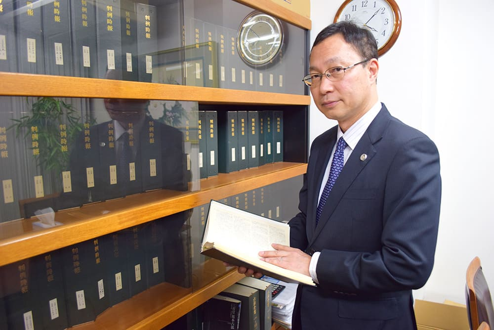 弁護士法人岡田綜合法律事務所 山口正徳 弁護士