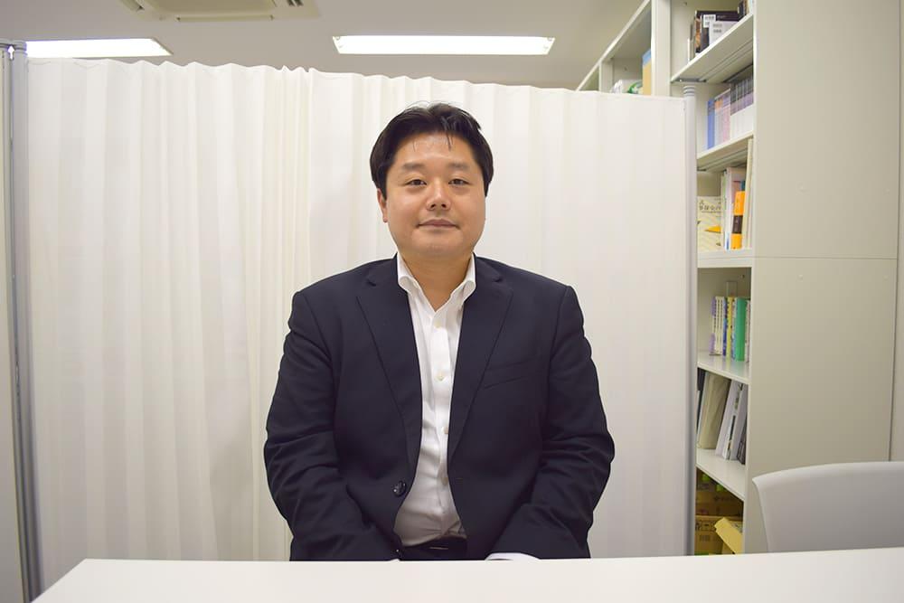 神楽坂中央法律事務所 山口政貴弁護士