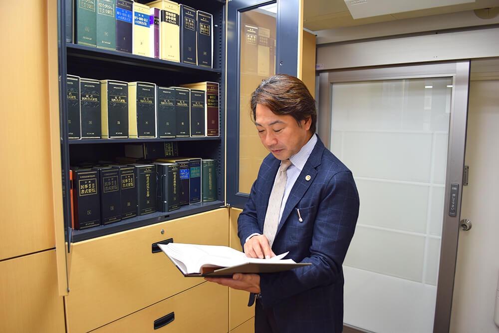 風の森法律事務所 川口誠 弁護士