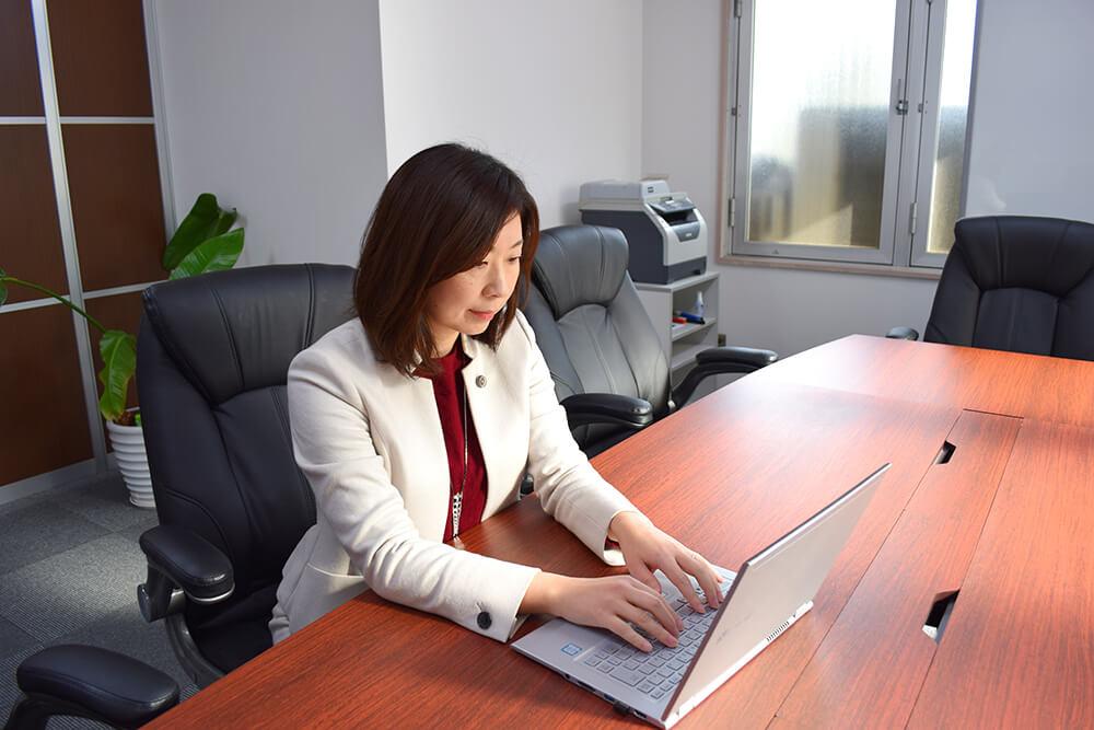 共進総合法律事務所 森田梨沙 弁護士