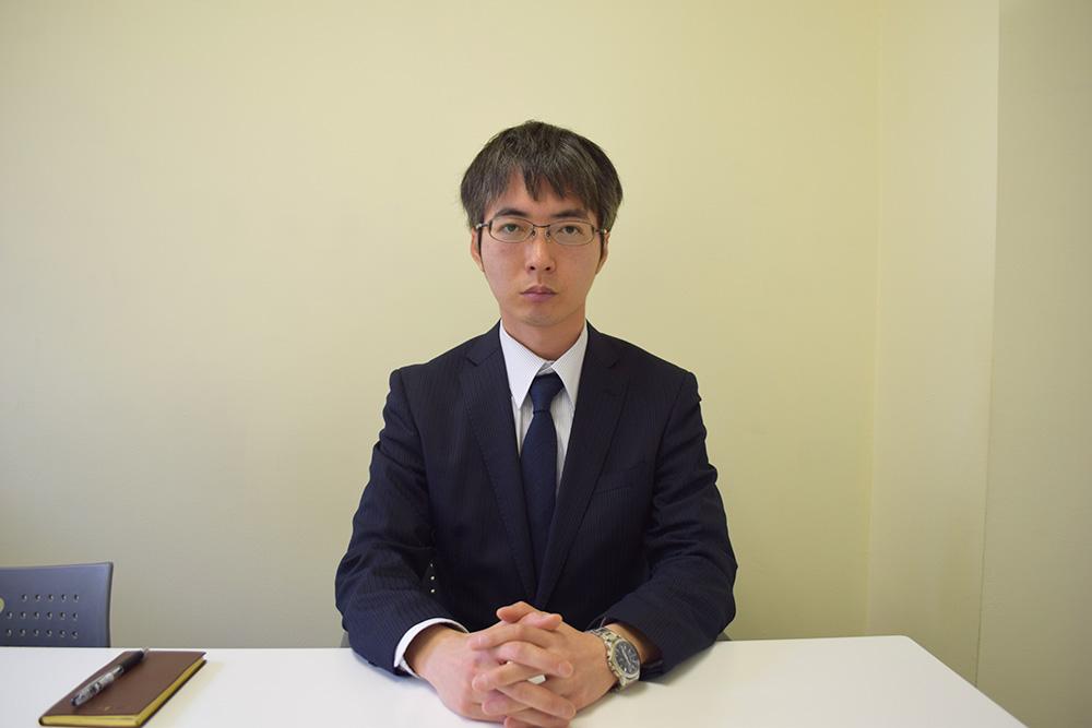 遠藤治法律事務所 水野智之 弁護士