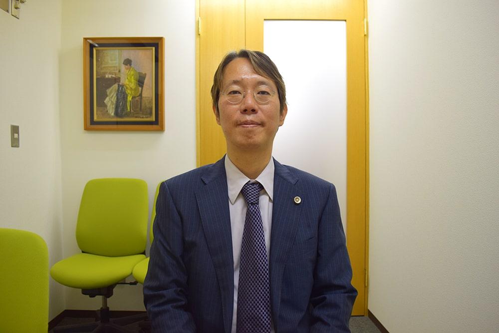中村新法律事務所 中村新弁護士