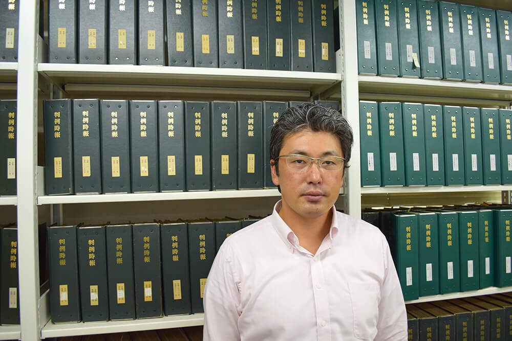 淵上・中尾田法律事務所 中尾田隆弁護士