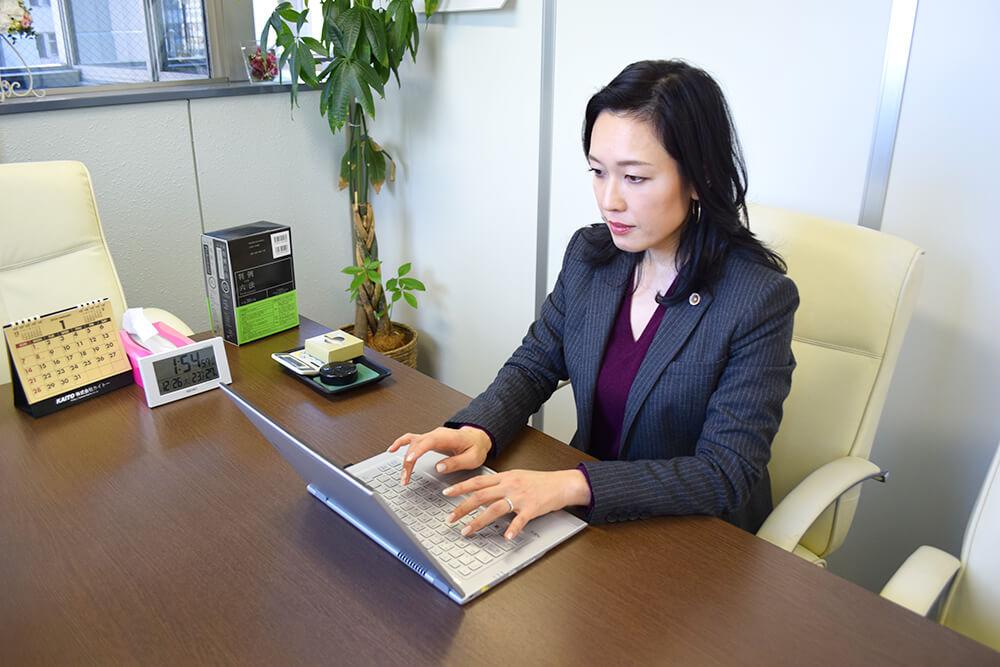 渋谷リヒト法律事務所 菅野朋子 弁護士