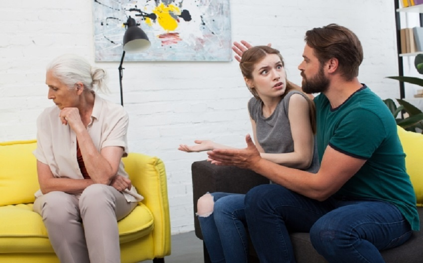 嫁姑問題は離婚事由になる?の画像