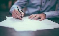 所有権移転登記(相続)の不動産登記申請書の書き方・雛形・サンプル集の画像