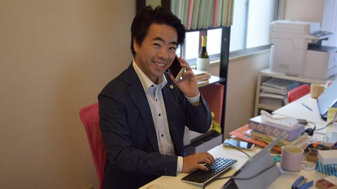 文京区が地元の社会福祉を視野に入れている弁護士事務所にインタビューのアイキャッチ
