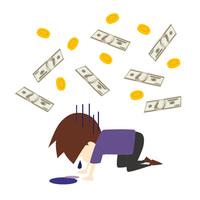 個人再生手続中の夫が他界したら借金は無くなる??の画像