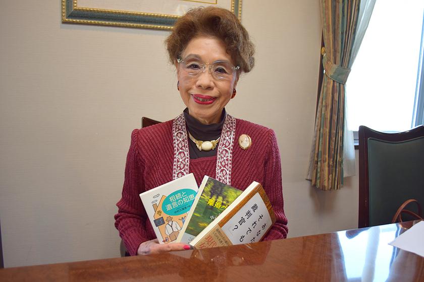 家族問題中心に本を多数執筆している女性弁護士先生に会いに行ってみたのアイキャッチ