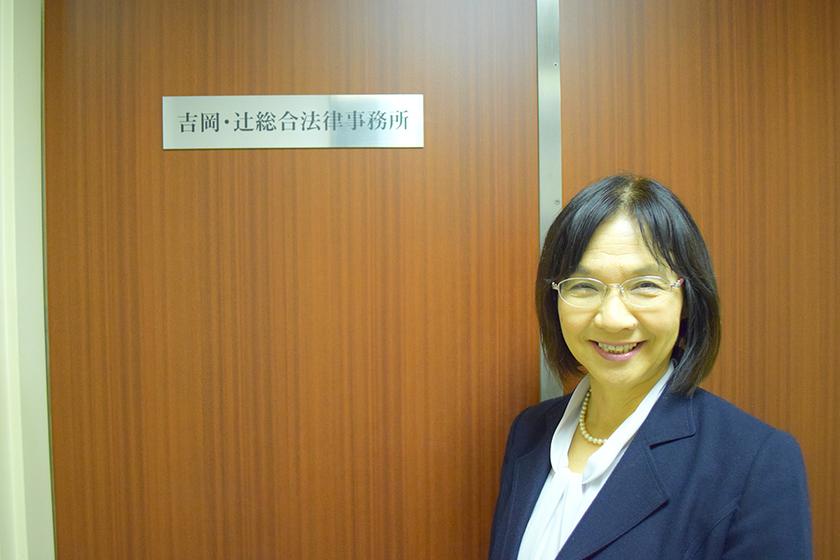 ドイツの弁護士事務所と提携している女性弁護士に会いに行ってみたのアイキャッチ