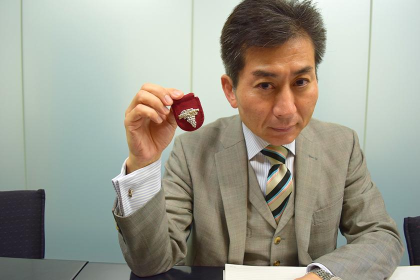 ワインが趣味!虎ノ門の弁護士先生にインタビュー のアイキャッチ