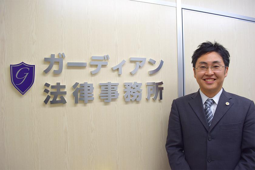 西東京エリアをカバーする法律事務所で、育児も大切にするイクメン弁護士にインタビュー。のアイキャッチ
