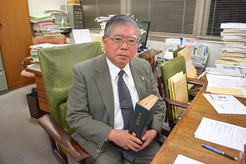 虎ノ門の法曹界48年のベテラン弁護士安藤武久先生に、弁護士としての極意をきいてみた。のアイキャッチ