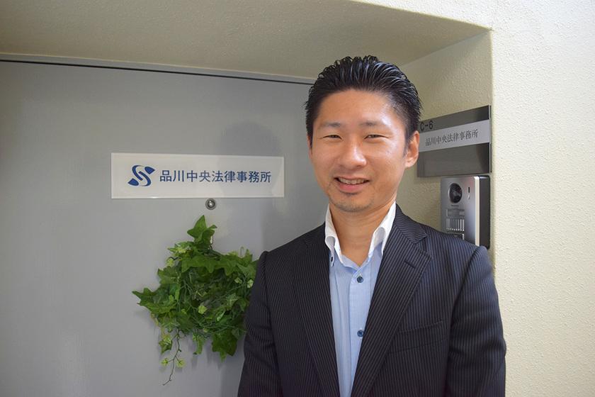 「手作りの弁護士活動」を理念に掲げる、大井町の小野鉄平弁護士に会いに行ってみた。のアイキャッチ