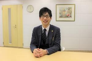 西脇 健人弁護士の画像