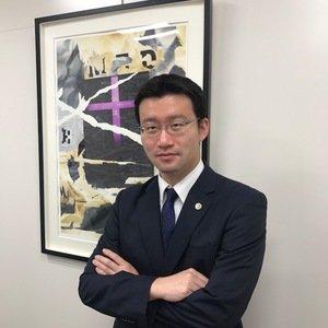新 英樹弁護士の画像