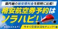 ソラハピ(国内航空券購入)