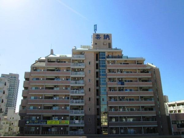 (有)喜納住宅開発外観