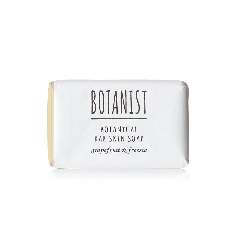 BOTANIST ボタニカルバースキンソープ  グレープフルーツ&フリージアの香り
