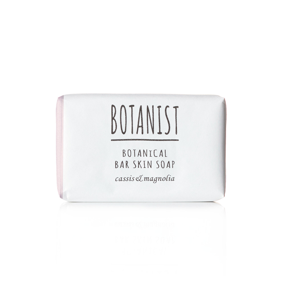 BOTANIST ボタニカルバースキンソープ  カシス&マグノリアの香り