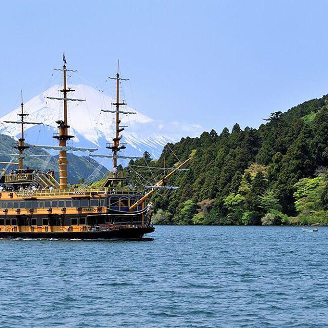 箱根海賊船(ビクトリー)