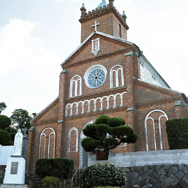 黒島天主堂(写真撮影・掲載に当たっては大司教区の許可をいただいています。)