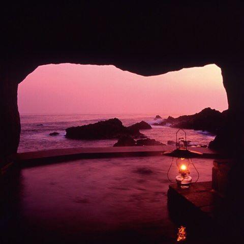 ランプの宿(よしが浦温泉)