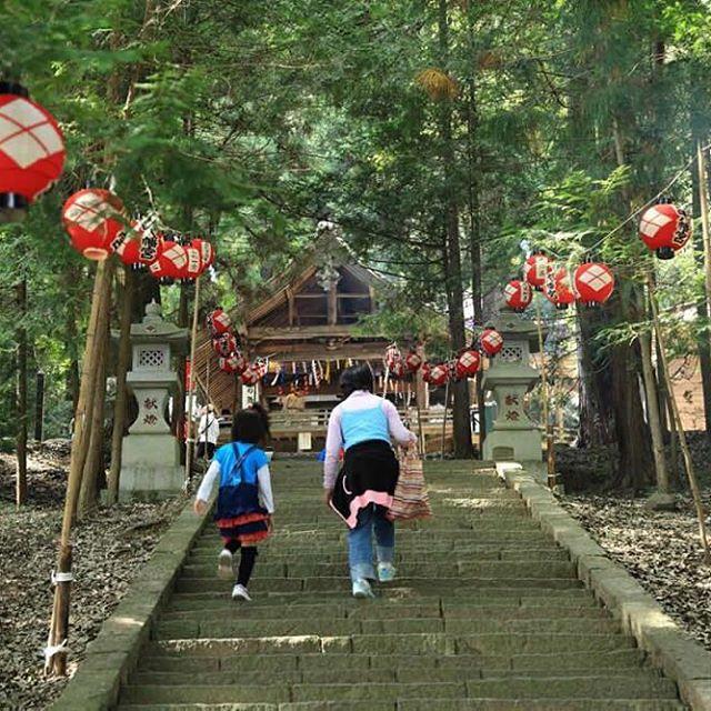 武田八幡宮(祭典)