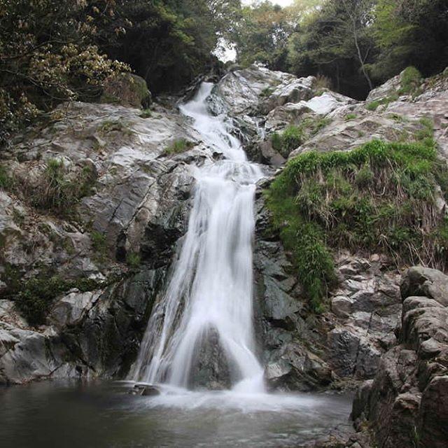 不動の滝(高松市)