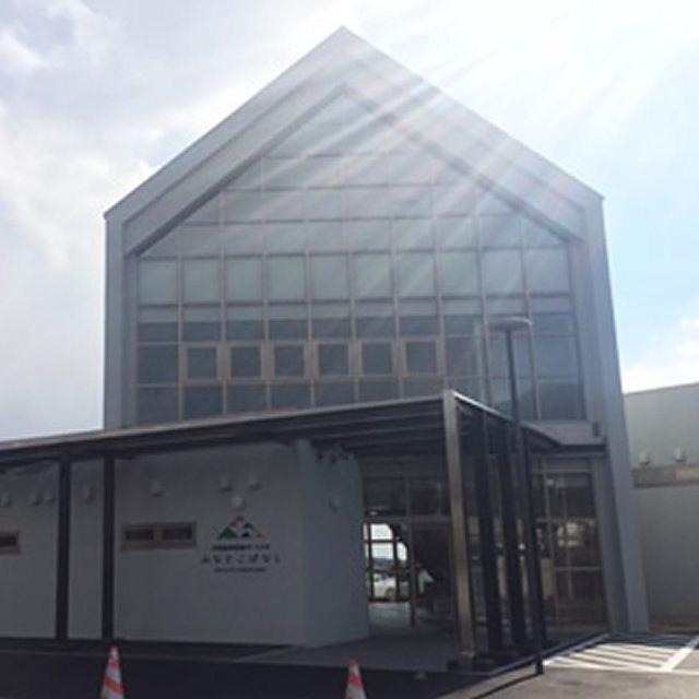 みなとこばなし(笠岡港旅客船ターミナル)