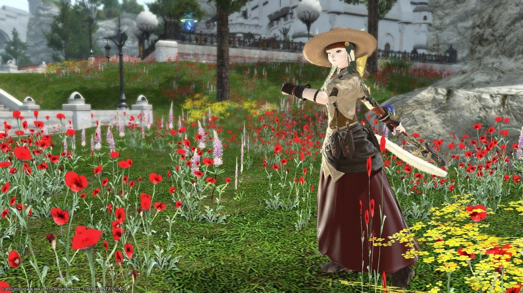 園芸師カンスト記念コーデ