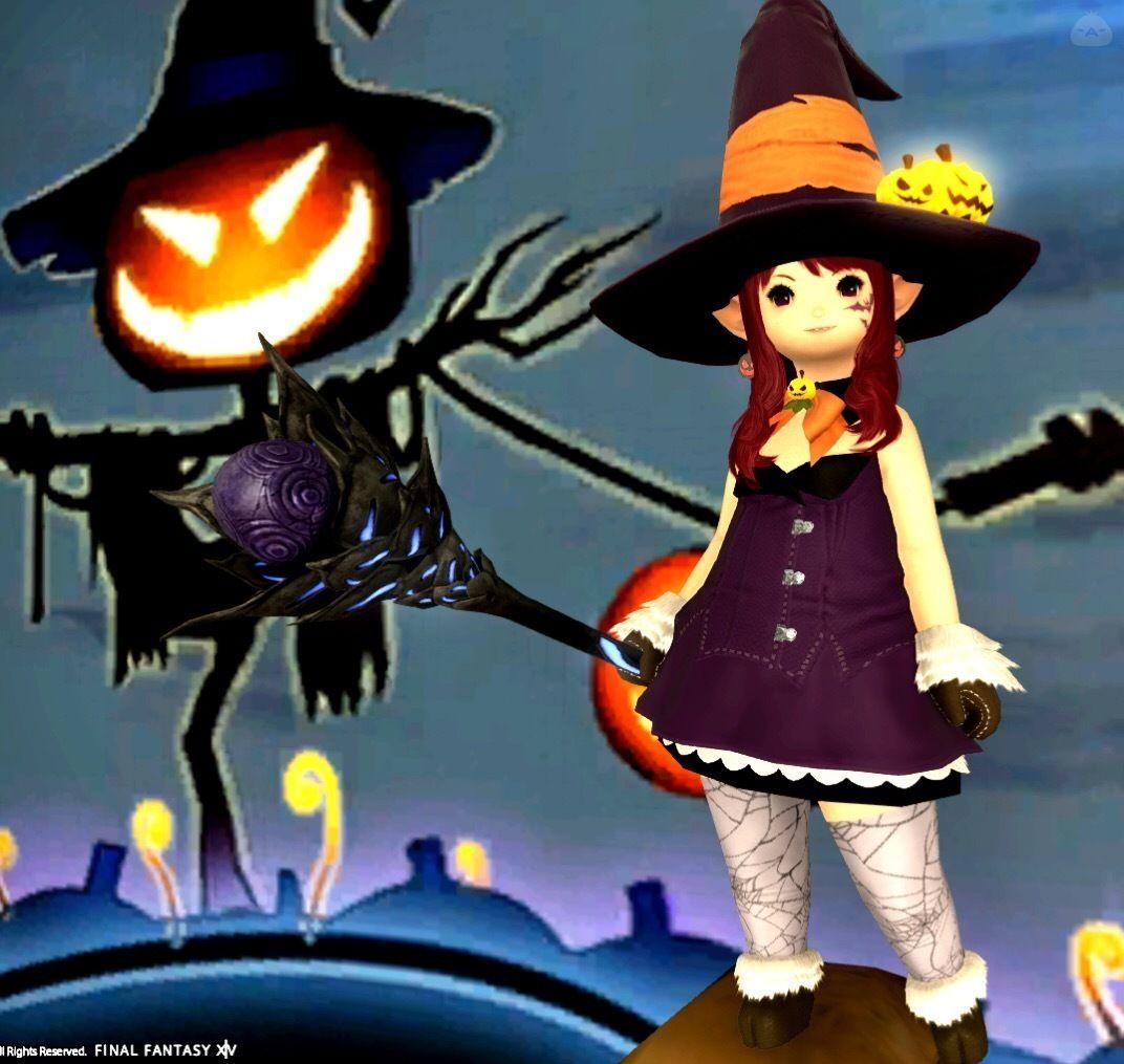まだ早いけど♡ Halloweenだよ