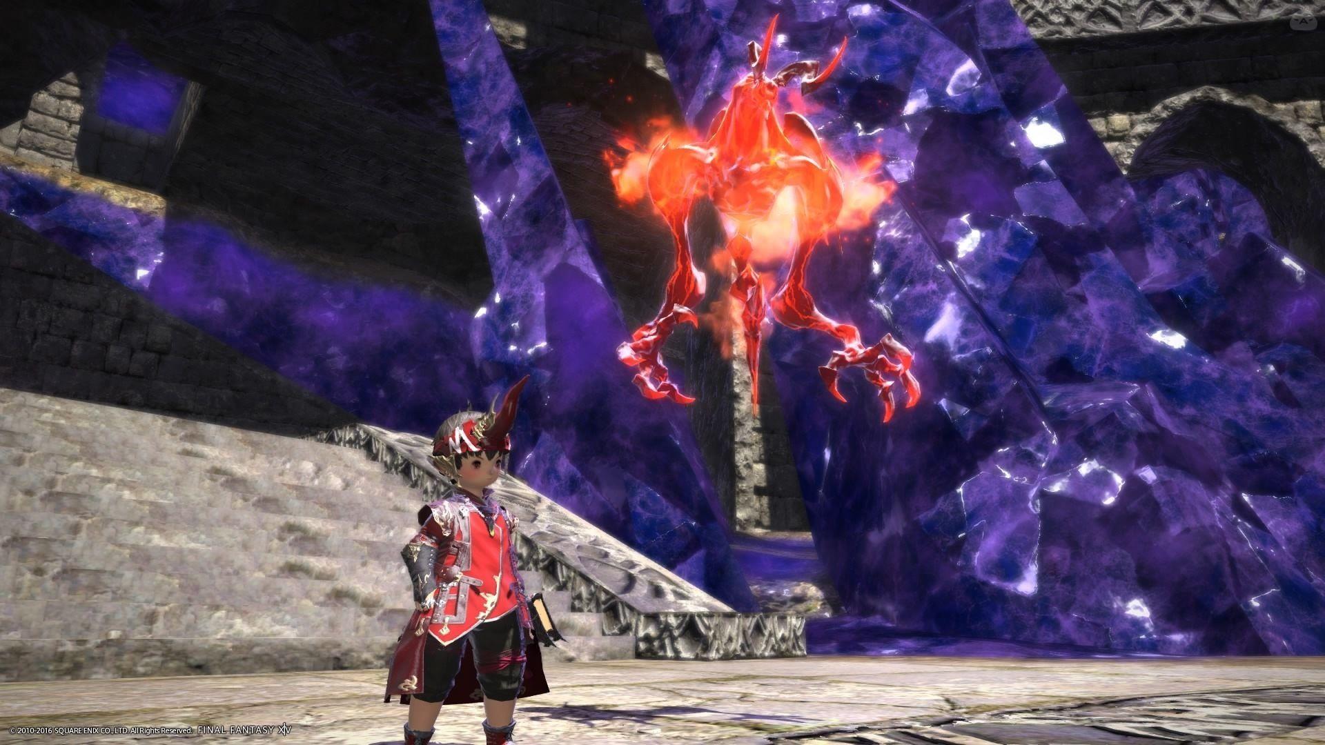 焔の召喚士(おそろいコーデ♡)
