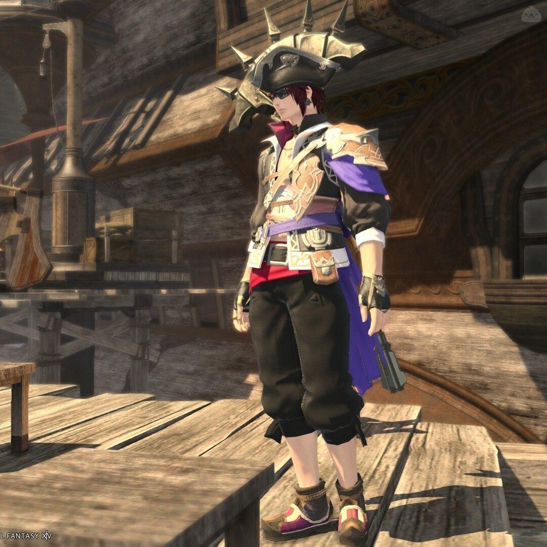 気鋭の海賊