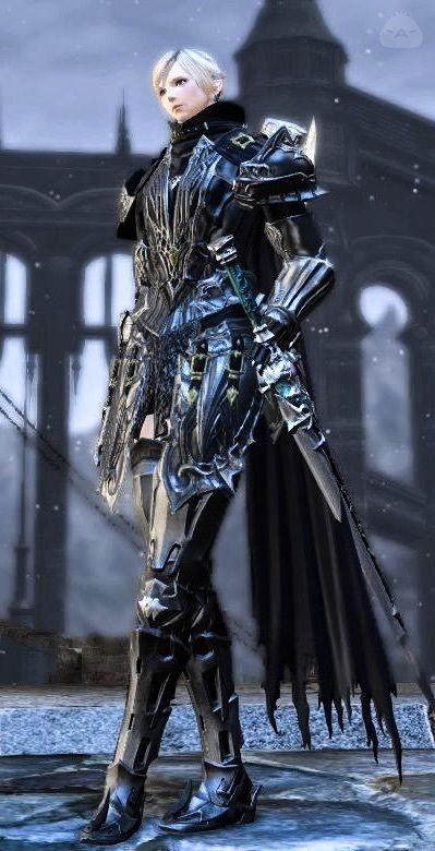 貴族生まれの女騎士