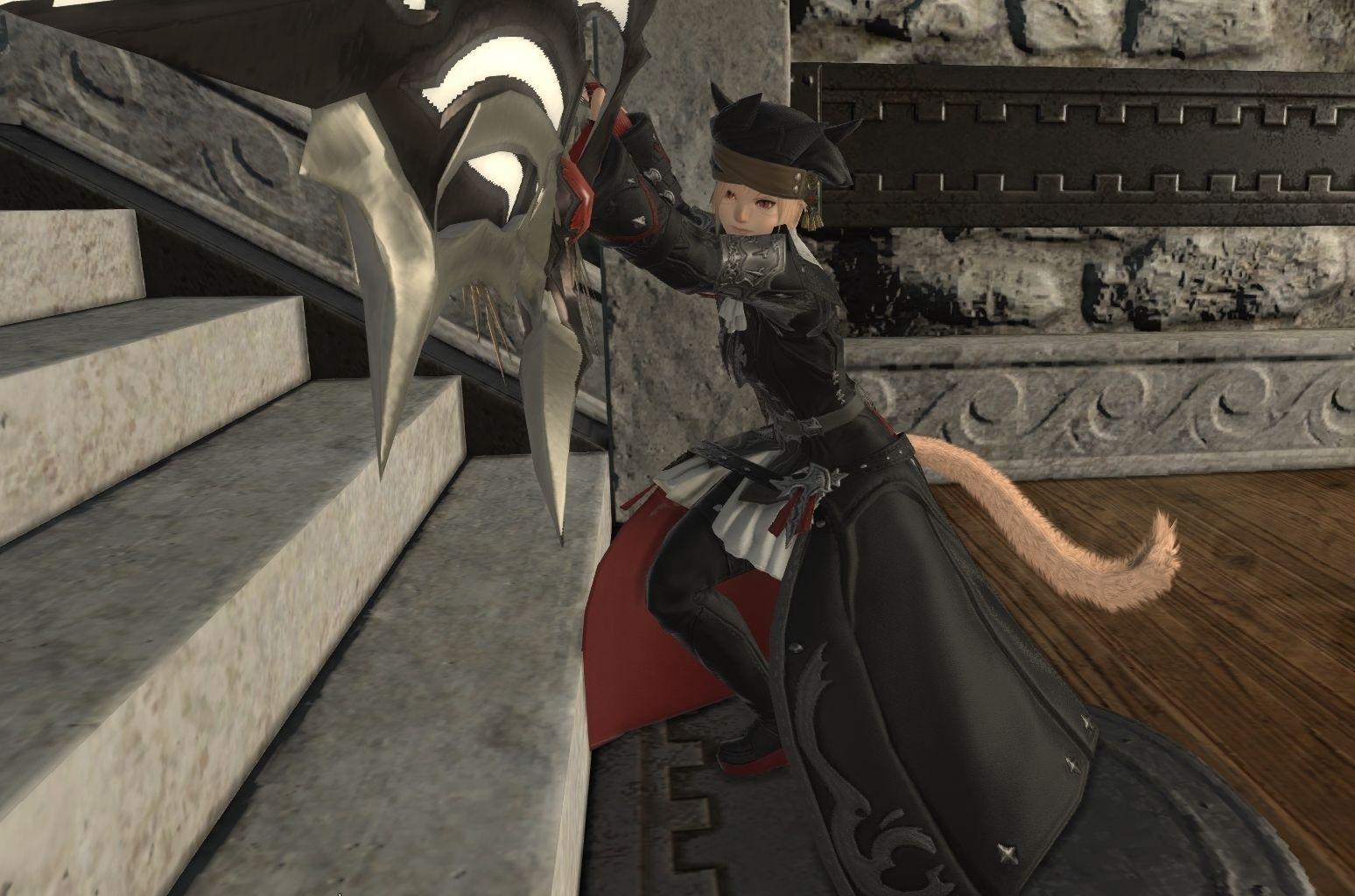 黒渦風竜騎士