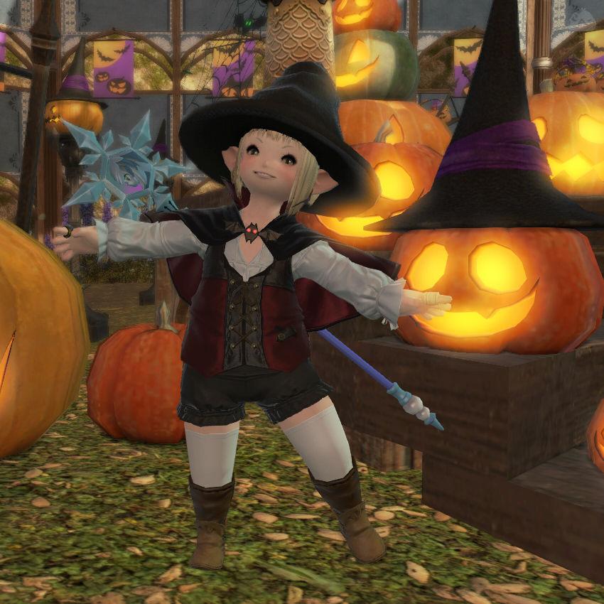 定番かぼちゃパンツ