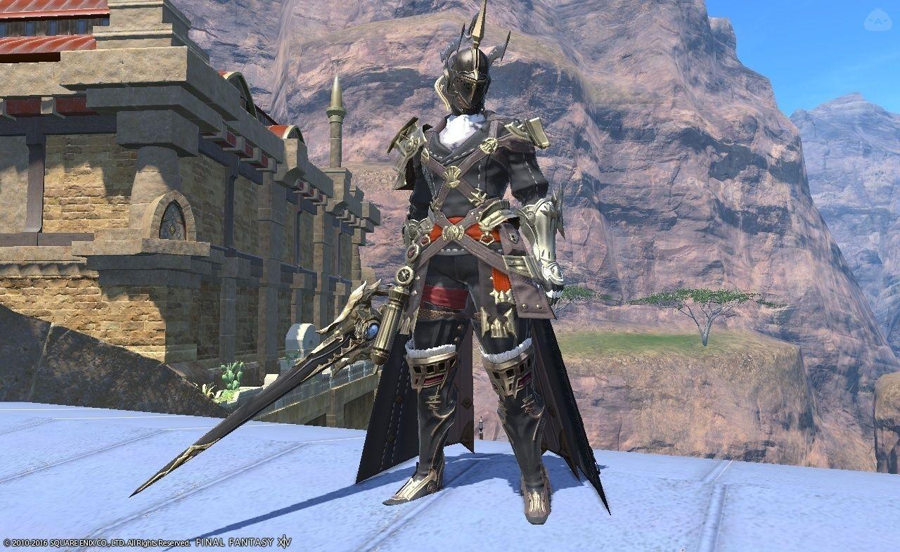 よくいる黒騎士