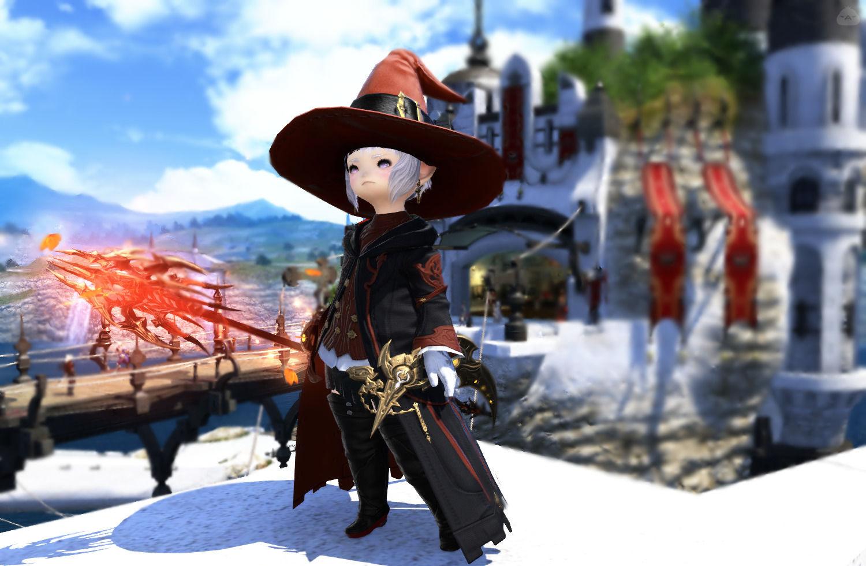 機工城の赤魔導士