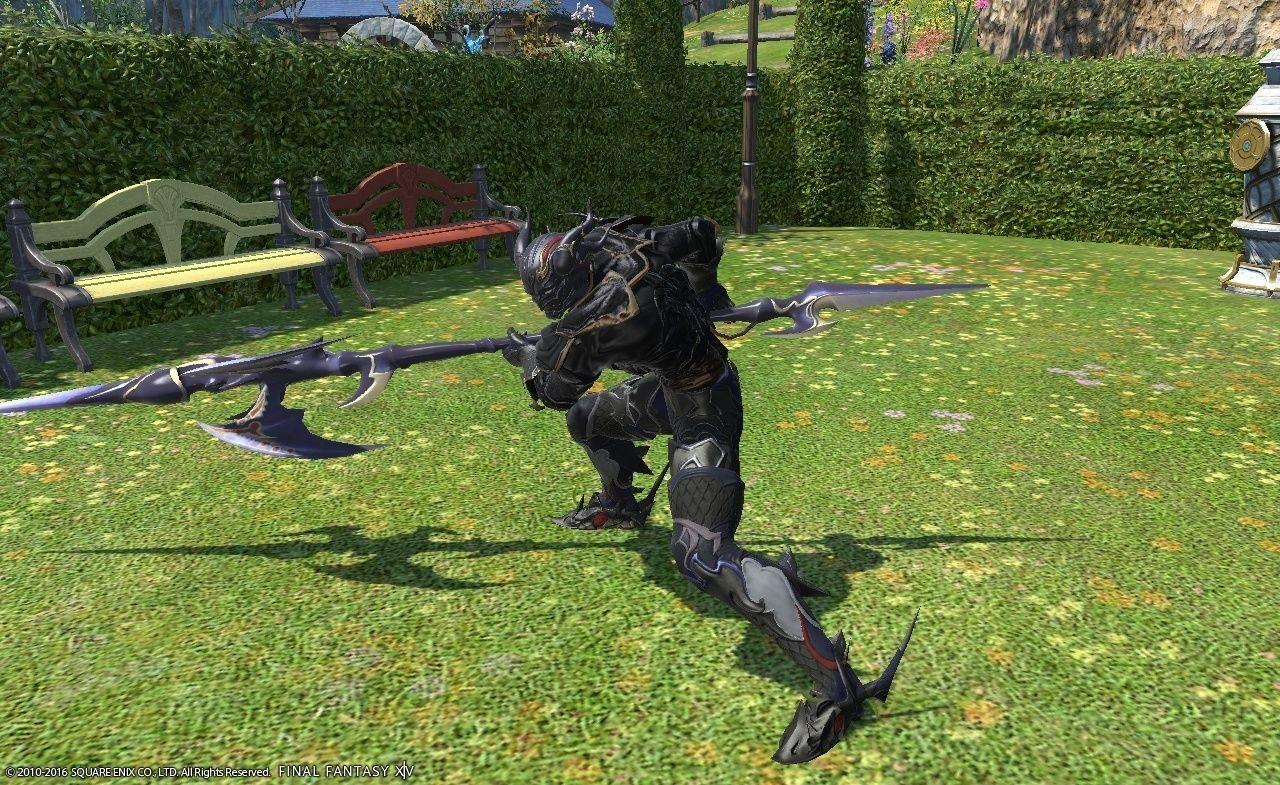 暗黒騎士(槍)