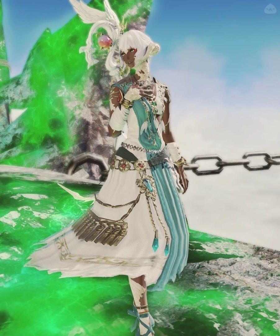 天空の白魔導士