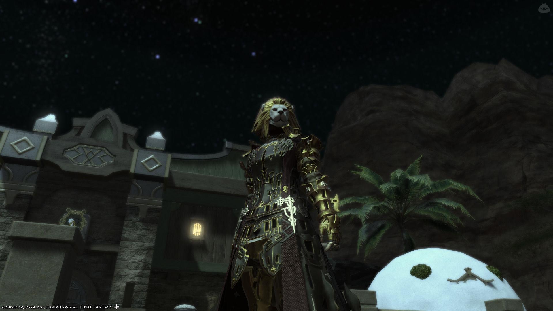 黄金の魔戒騎士・・・?