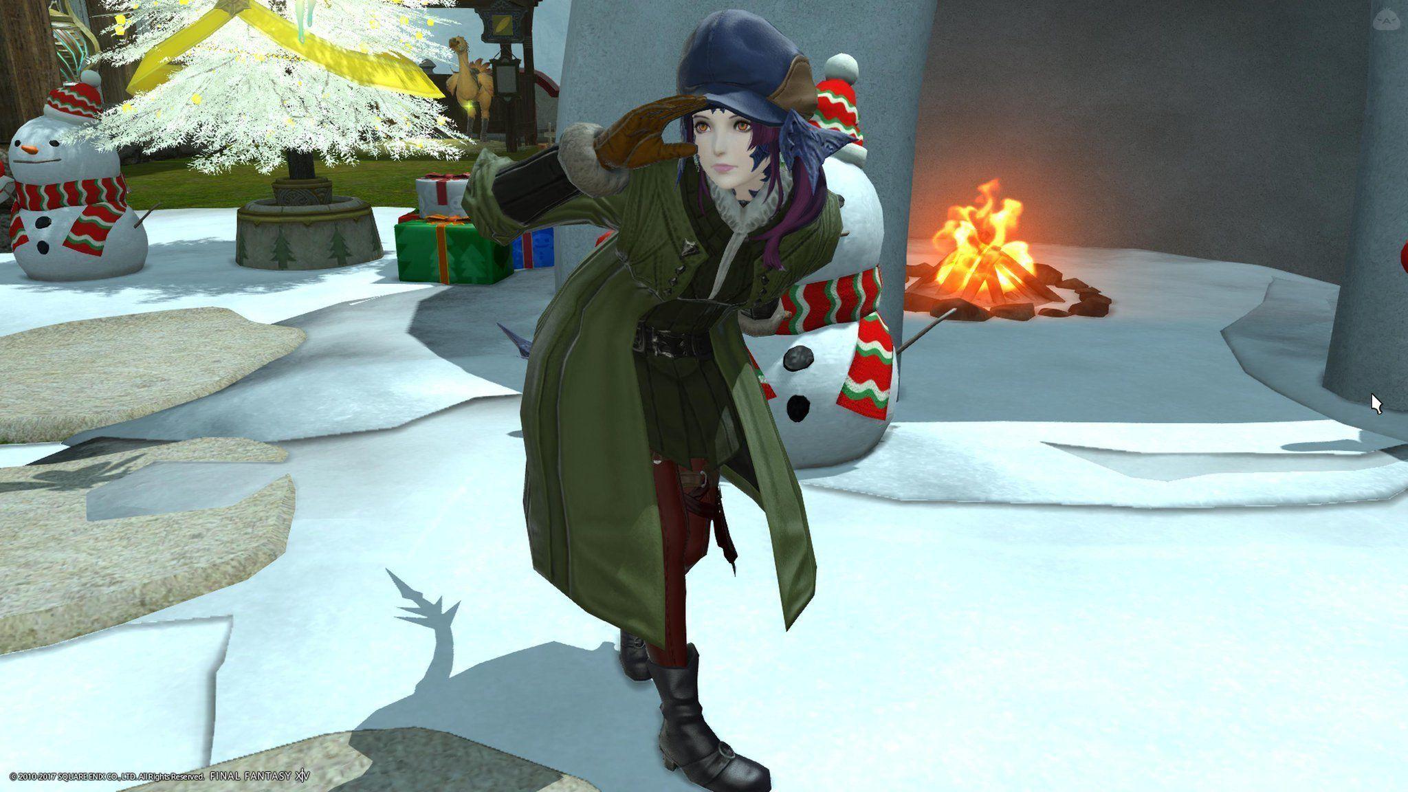 冬の衣替え