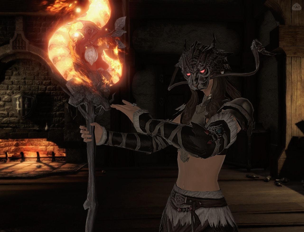 Barbaric healer